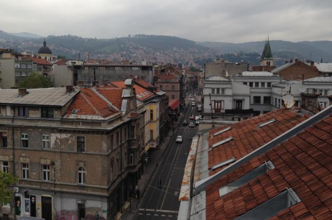 What were the key features of the Sarajevo Crisis?