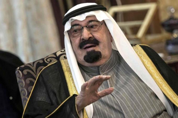 King Abdullah of Saudi Arabia hospitalised thumbnail