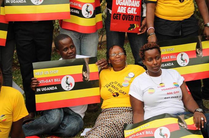 What uganda's new anti