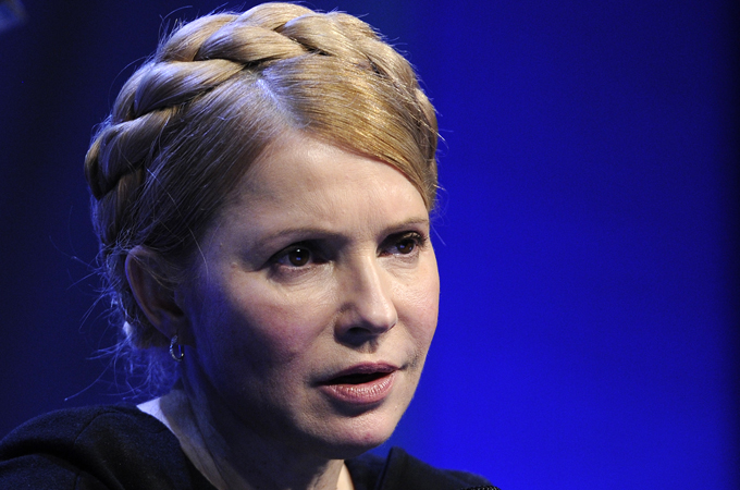 Yulia Tymoshenko: 'Kremlin has declared war' - Talk to Al Jazeera - Al Jazeera English