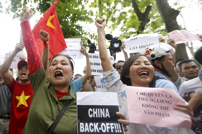 Las Filipinas contra el Dragón: Conflicto por el mar del Sur de China. 201451155736556580_20