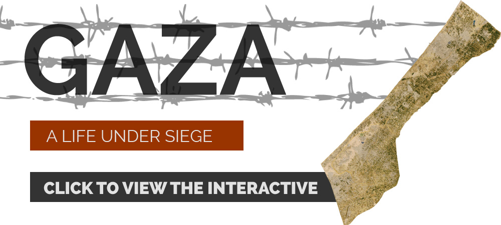 The war across the river [Al Jazeera]