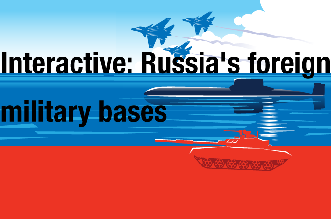 interactive russia s foreign military bases germany al jazeera