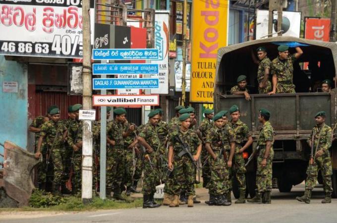 A cinco años de la Guerra contra los Tamil Tigers los problemas continuan en Sri Lanka (Ceylán) 2014617112222795379_20