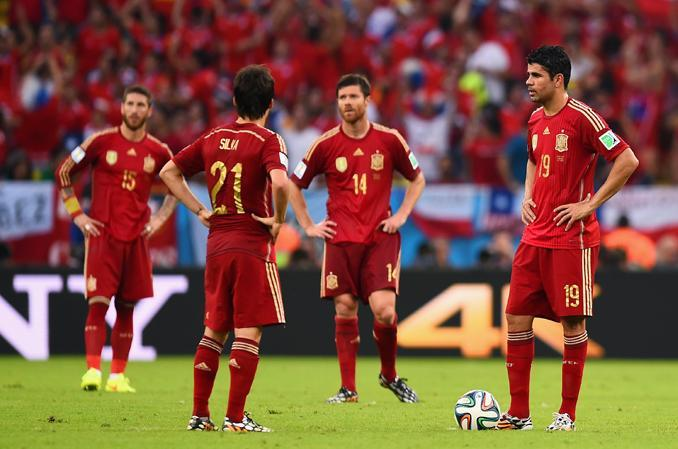 3670d59480d Spain suffer early World Cup exit | News | Al Jazeera
