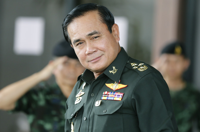 Military chief could become Thai PM