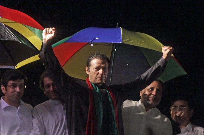 Pakistan protest leaders insist PM should go