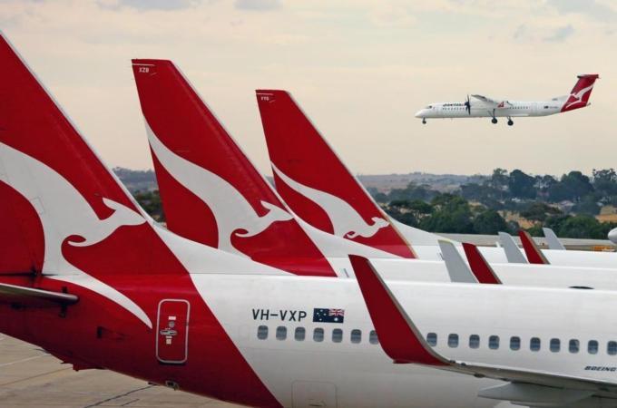 Australia's Qantas reports record $2.6bn loss