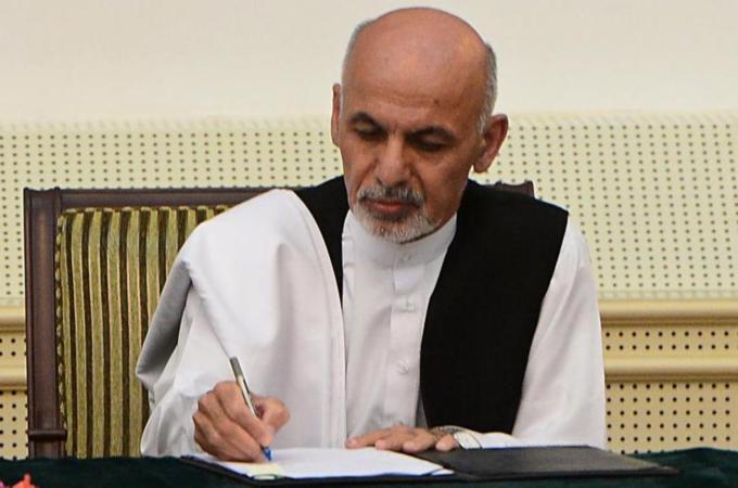 Ashraf Ghani declared winner of Afghan poll