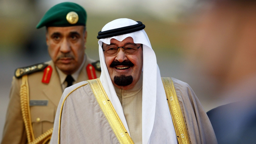 king abdullah of saudi arabia dies news al jazeera