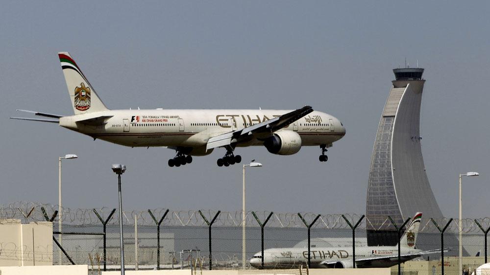 UAE's Etihad makes first known flight to Israel thumbnail