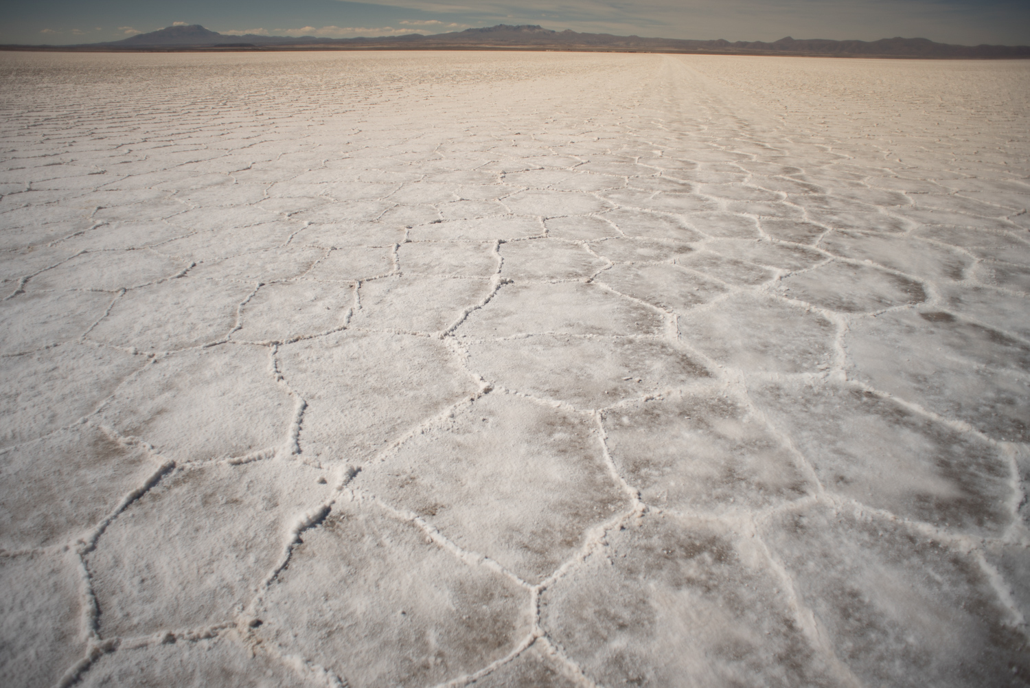 Mining is Bolivia's primary industry. An estimated 40 percent of all global lithium deposits, known as 'white gold', are located at Bolivia's famous Salar de Uyuni salt flats. [Yiannis Biliris/Al Jazeera]