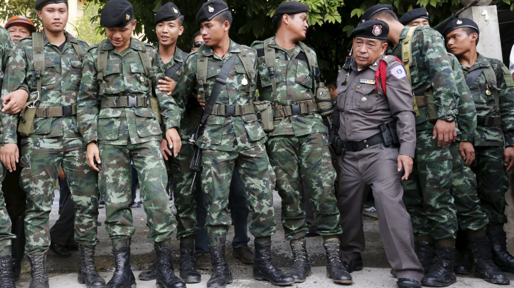 Thai army tries new approach to win over separatists | News