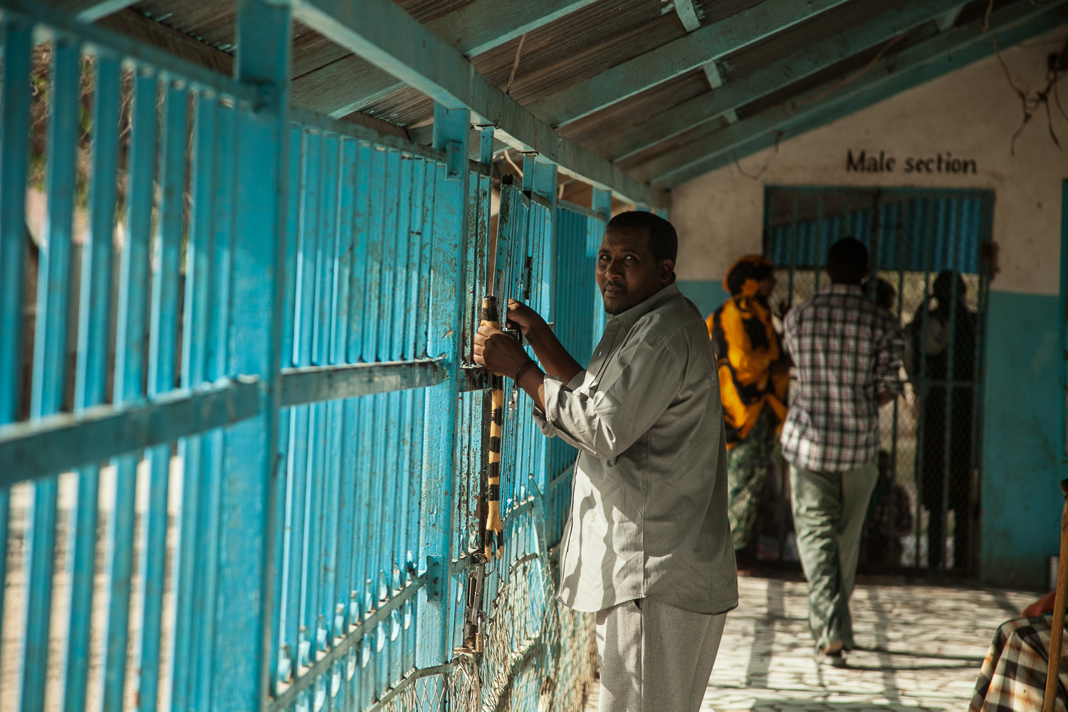 Chained In Somaliland Inadequate Mental Health System Somalia