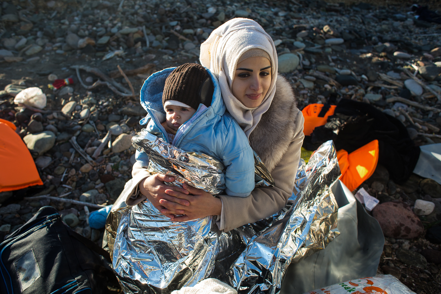Fatigued Refugees Trapped In Slovenia And Greece Al