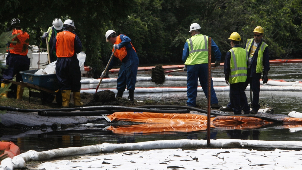 the investigation of the ashland company oil spill Three things that came under scrutiny in the preliminary investigation were: age of the oil ashland oil spill oil storage tank owned by ashland oil company.