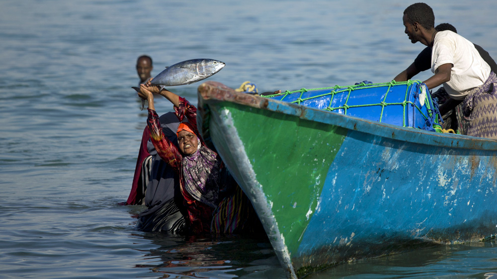 Somalis Are Warning Locals Will Have No Choice But To Return To Piracy Because Of Overfishing By Foreign Trawlers Karel Prinsloo Adeso