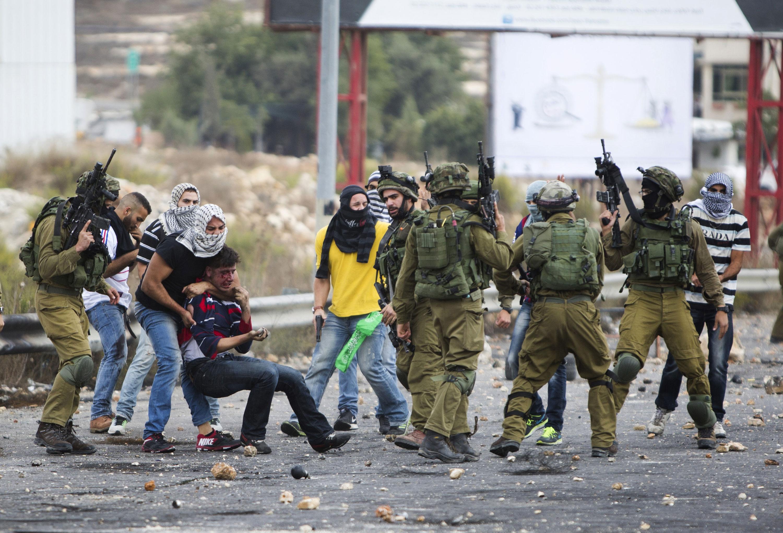 jerusalem unrest spills over to west bank al jazeera