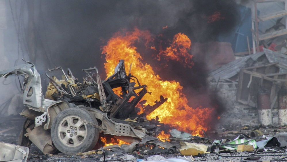 US admits killing civilians during air attacks in Somalia