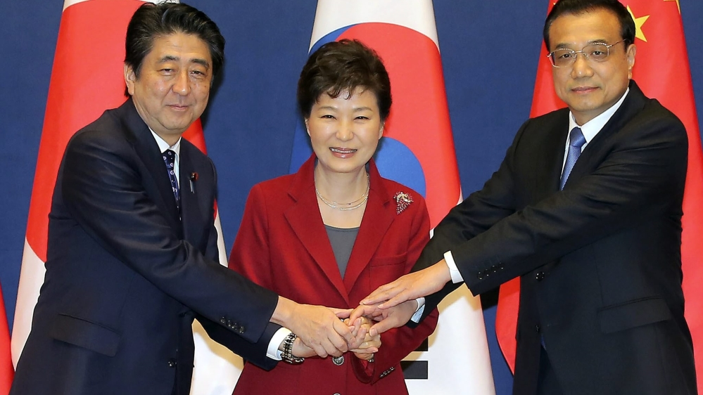S Korea Japan And China Agree To Restore Trade Ties News Al