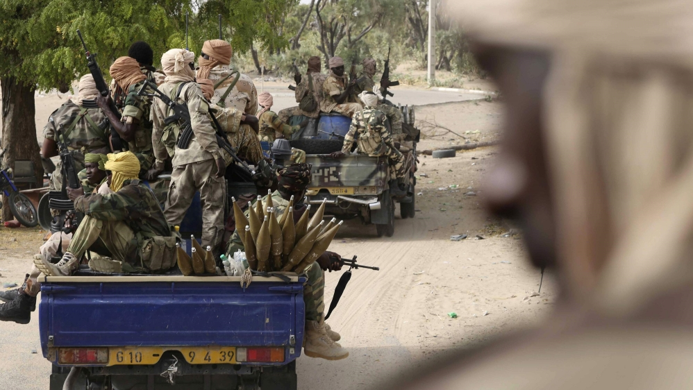 Chad: 'More than a dozen killed in Boko Haram attack'