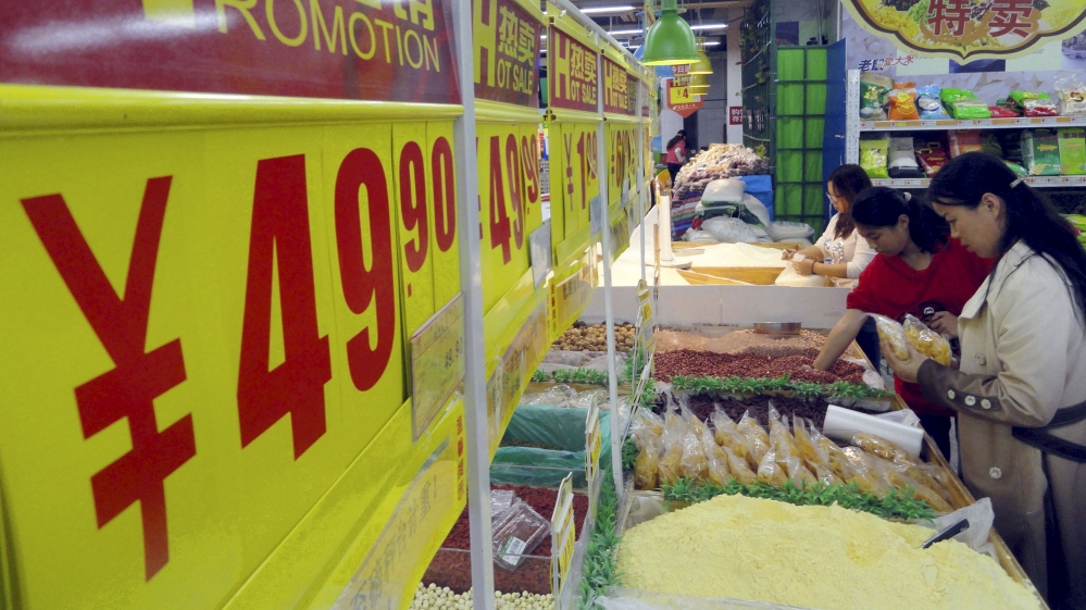 Weak spots emerge in China's economy as trade war intensifies - Al Jazeera English thumbnail