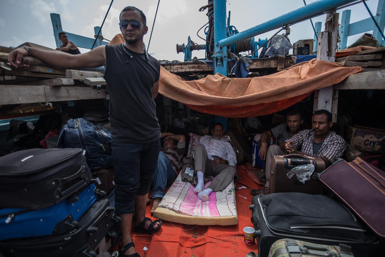 Yemenis struggle in impoverished Djibouti after fleeing ...  Yemen And Djibouti