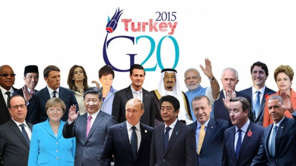 """the global 20 g 20 A global milestone at the g-20 china now that the g-20 has emerged as a global economic and political gathering it has evolved into a """"committee to run the world"""" it is also significantly worth paying attention to."""