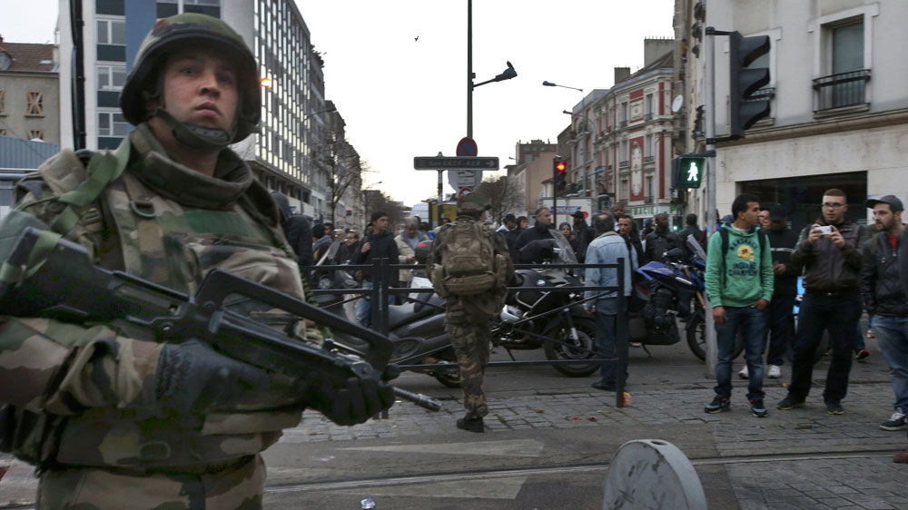 Two suspects killed in Paris police raid | France News | Al