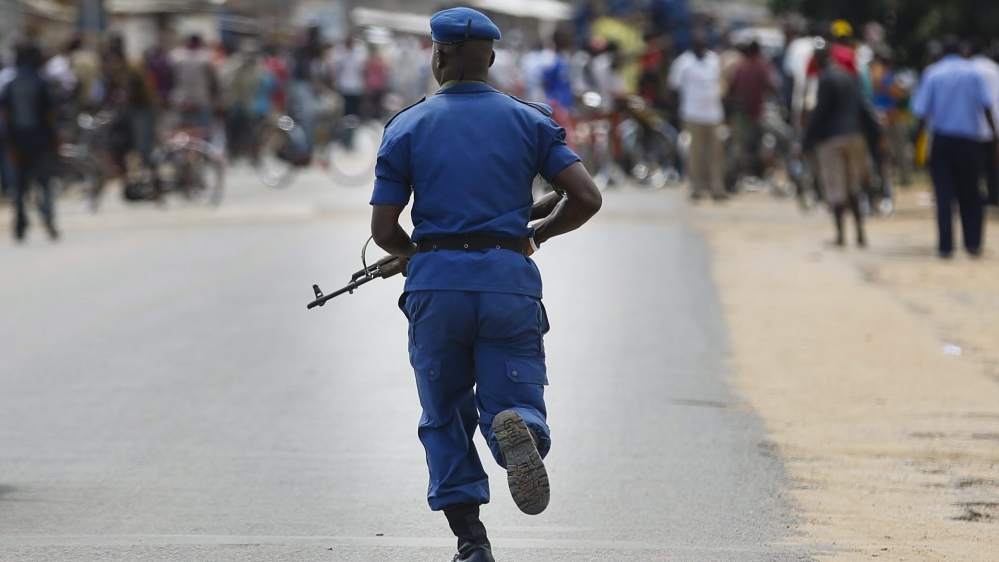 Attacks on two bars in the capital, Bujumbura, kill at least three and leave several injured, according to police.