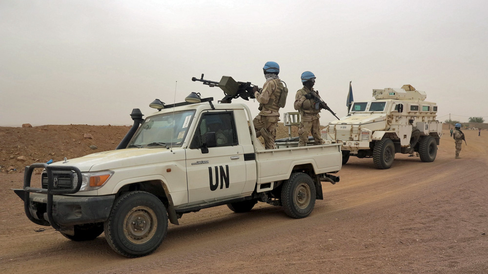 Two UN peacekeepers killed in northern Mali attack thumbnail