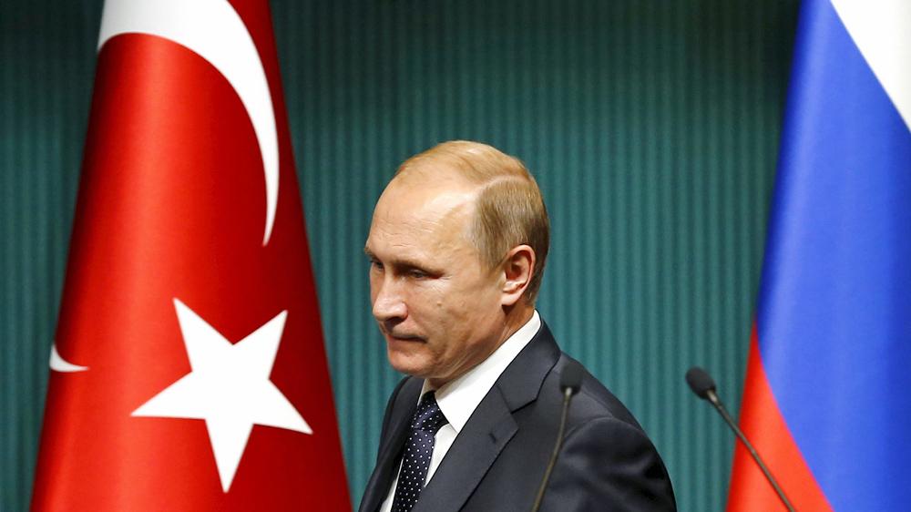 Turecko oficiálně poděkovalo prezidentu Putinovi za plnou podporu během pokusu o převrat