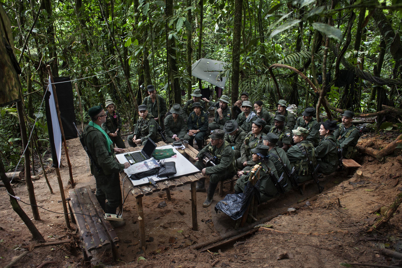 Risultati immagini per FARC immagini