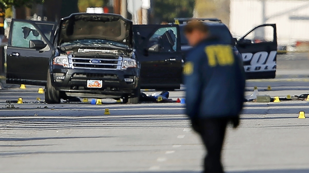 US police probe motive of California mass shooting