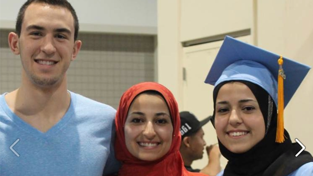 US man pleads guilty to the 2015 murders of three Muslim students thumbnail