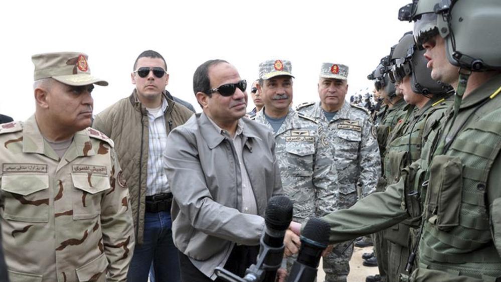 President Egypt 2015 Egypt President Says Need