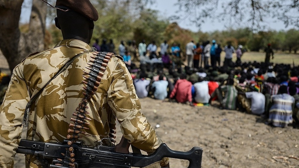 """The UN report details """"deeply disturbing"""" cases of rape and gang-rape by soldiers and men in plain clothes in Juba."""