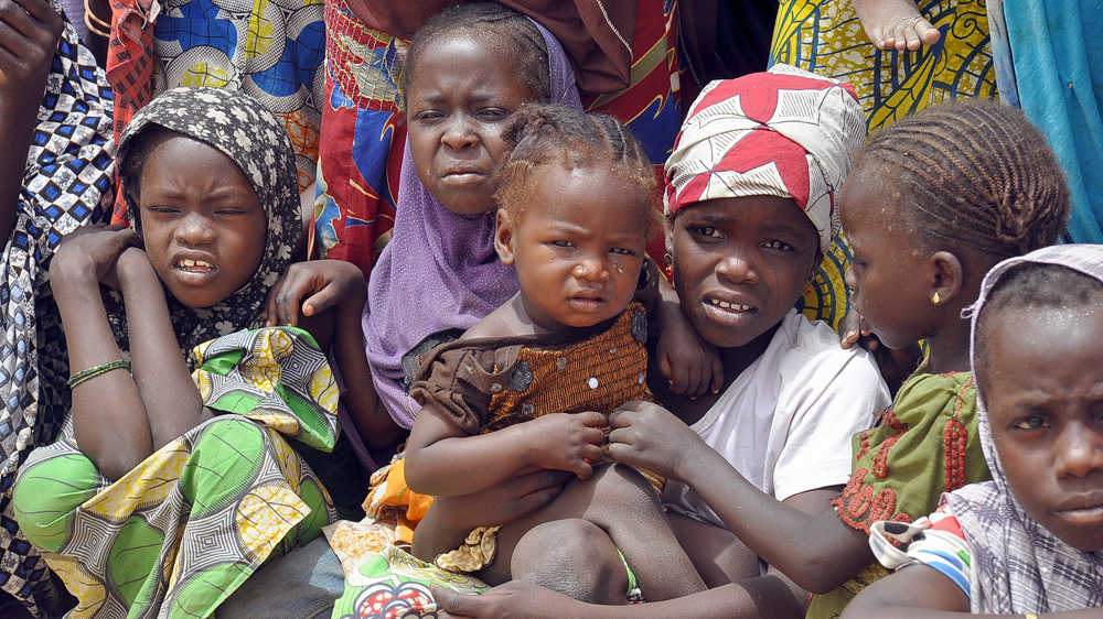 Despite recent gains against the Boko Haram in Nigeria, many of those who fled the group are still struggling.