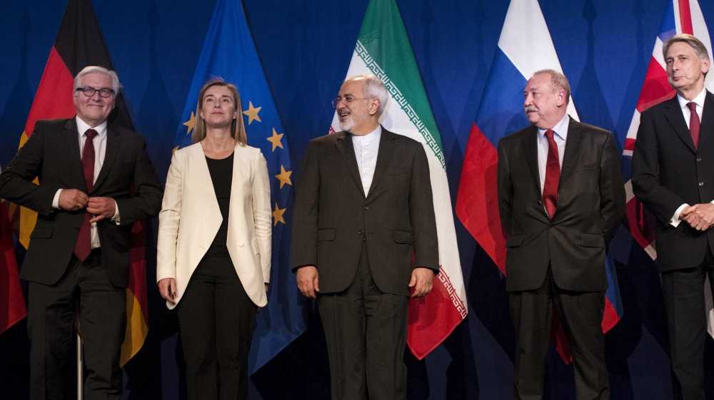 Analysis What Does The Iran Nuclear Deal Mean Middle East Al