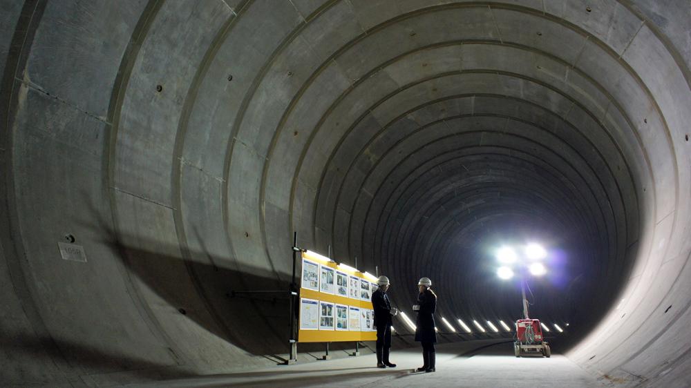 Tokyo S Flood Tunnels Japan Al Jazeera