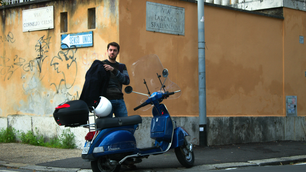 Ciao Vespa! Italians fall out of love with iconic moped
