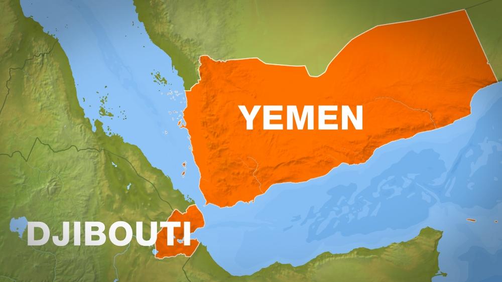 Fleeing Yemen war, refugees arrive in Horn of Africa ...  Yemen And Djibouti