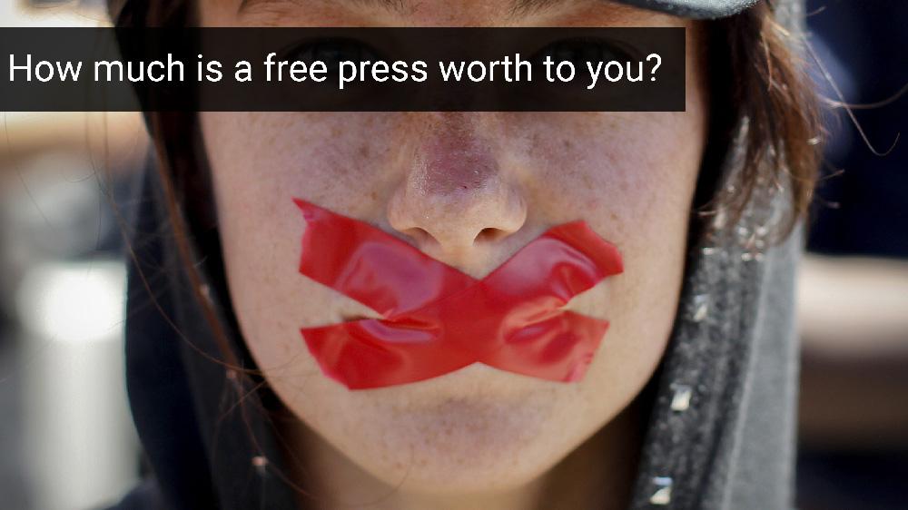 Čekají nás zřejmě krušné časy. EU schválila koncept usnesení proti svobodě tisku po celé Evropě
