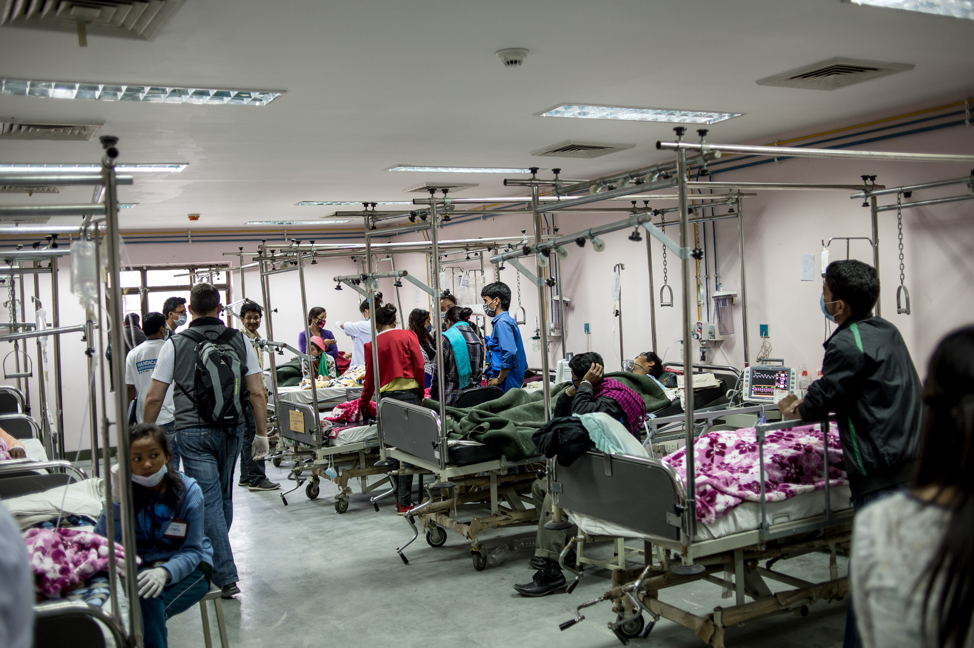 Nepal's hospitals stretched to their limit | | Al Jazeera