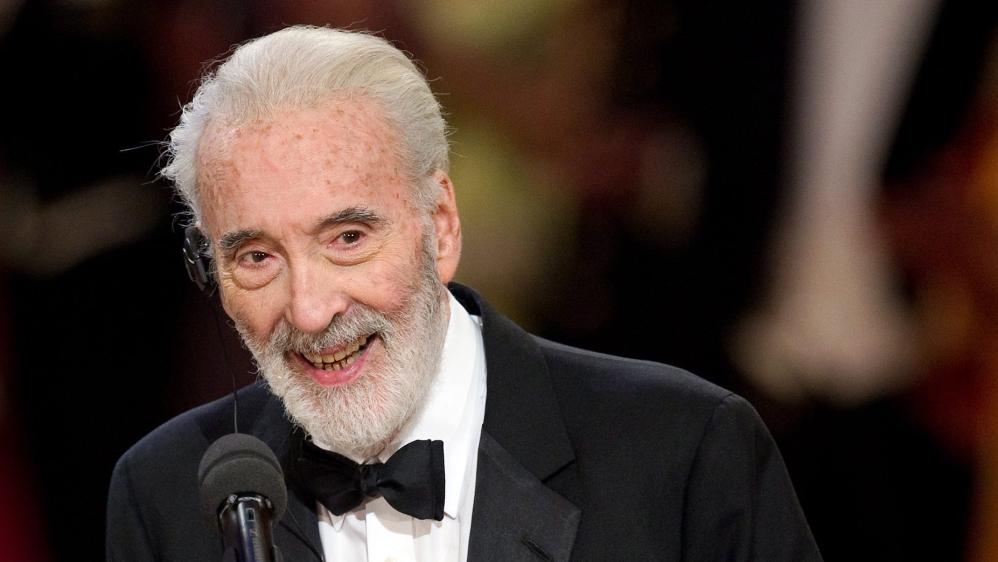 British 'Dracula' actor Christopher Lee dies at 93 | News ...