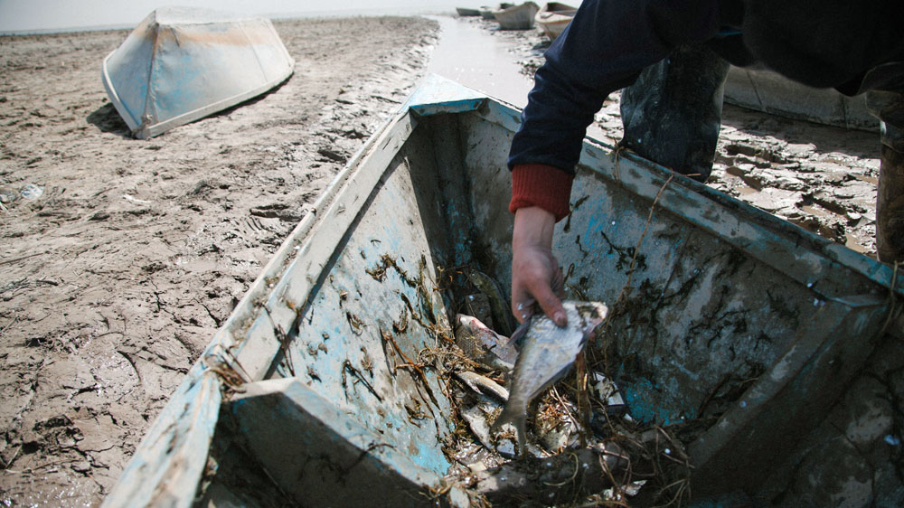 Uzbekistan: A dying sea, mafia rule, and toxic fish