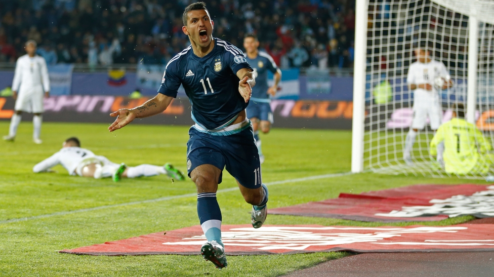 Copa America Argentina Edge Out