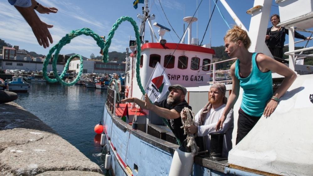 Новая Флотилия Свободы - очередная попытка прорвать морскую блокаду Газы