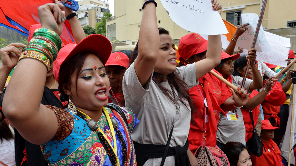 lebanon migrant workers Migrant domestic workers in lebanon were dying of unnatural causes at a rate of one per week, according to one report most of the deaths were attributed to suicide — many of the victims falling.