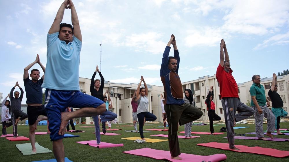 Le yoga en europe et quest que ce serait du yoga